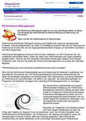 Variable Vergütung Fachartikel Performance Management